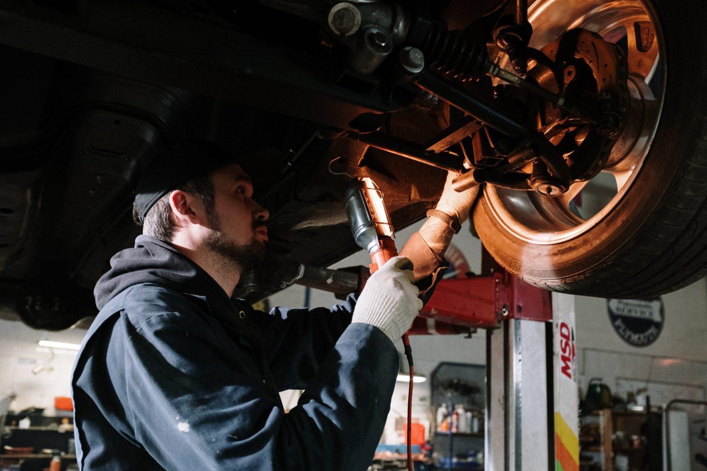 Car Brake and Clutch Repair